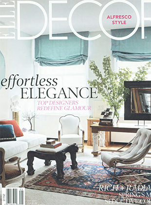 Elle Decor 2011/05