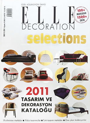 Elle Decoration 2011/06
